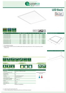 LED Paneel Basic