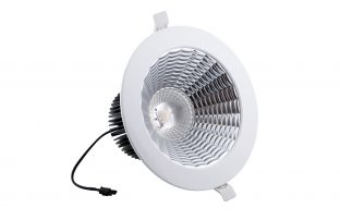 Led downlighter afbeelding