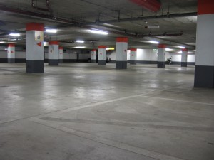 LED Parkeergarage