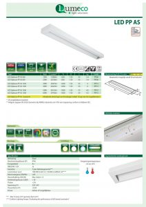 LED Opbouw PP AS