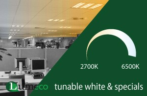 Tunable white specials