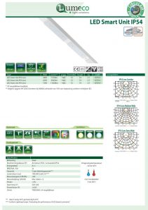 LED SMART Unit IP54